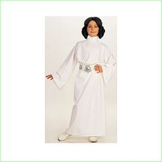 Princess Leia Kids Costume (Small) - Green Ant Toys Online Toy Shop Rubies 883062 www.greenanttoys.com.au