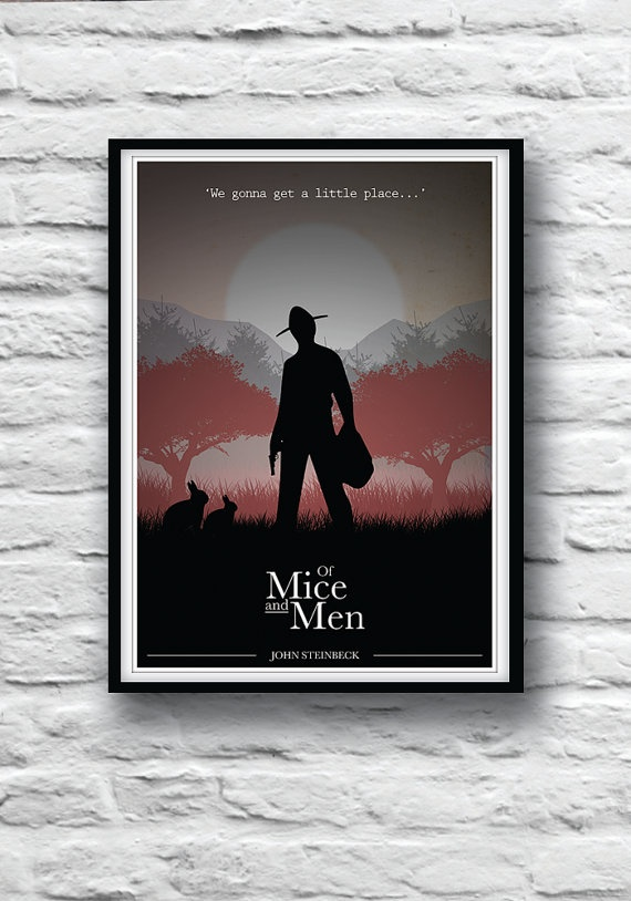 Quotes From Of Mice And Men 13 Best Of Mice And Men Images On Pinterest  Computer Mouse Great .