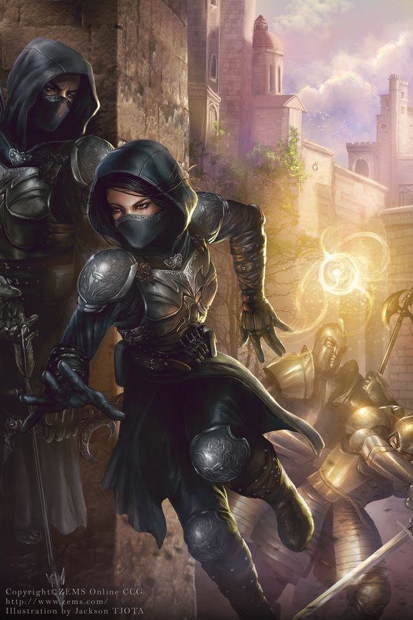 The 25+ best Female assassin names ideas on Pinterest ...