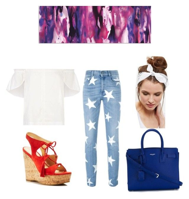 """""""Untitled #80"""" by amyisjoyful on Polyvore featuring Lucille, STELLA McCARTNEY, Ivanka Trump, Yves Saint Laurent and New Look"""
