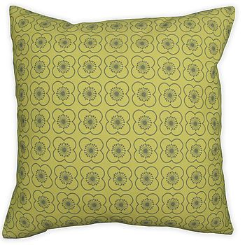Retro Cushion Not On The High Street