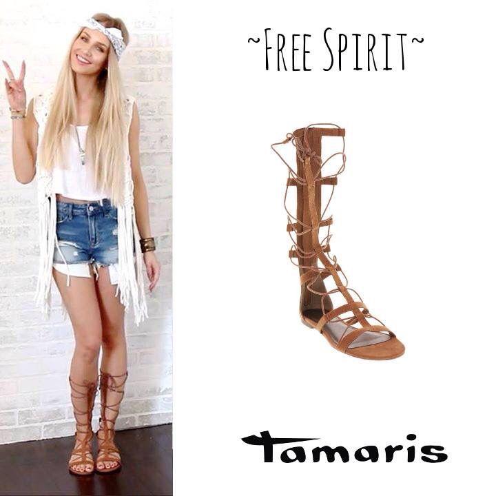 Πέδιλο Tamaris 49 euro στο www.avvento-shoes.gr