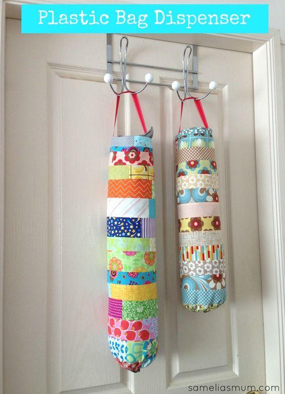 Plastic Bag Dispenser Tutorial