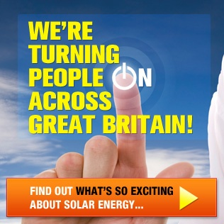 Invest in a SUNSOLAR Energy Systemfor your home or business and start REAPING the benefits. Experience warmth from generating clean, renewable energy and receiving high returns on your investment.    It is a misconception that the English climate is not ideal for solar energy production. Even on a cloudy day you will be producing your own electricity and earning £££s. A government-backed scheme will pay you, tax free, for 25 years for the electricity that you produce from your solar panels.
