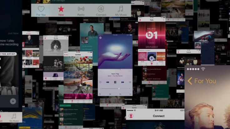 Hands on With Apple Music