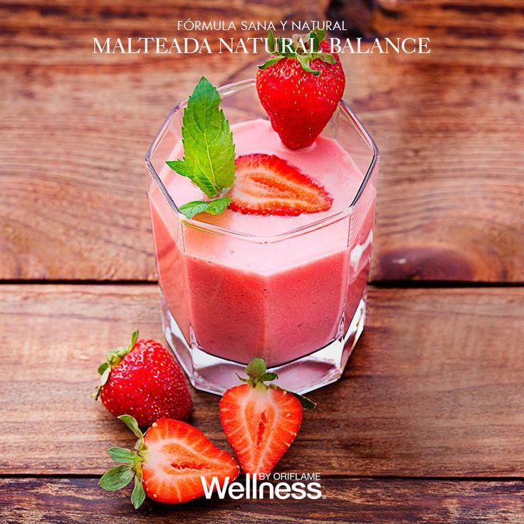 Para aumentar tu energía, nunca te saltes el #desayuno (¡ni siquiera los fines de semana!) y consume al menos dos colaciones diarias. ¡Una excelente opción son las malteadas Natural Balance que te nutren y reducen la sensación de ansiedad!