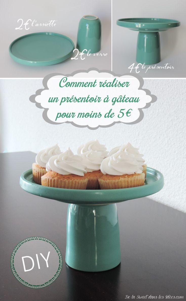 White stuff gateaux apron - Diy R Aliser Un Presentoir G Teaux Pour Moins De 5 Euros