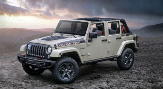 2018 Jeep Wrangler Unlimited Rubicon Recon Limited Edition Rumors