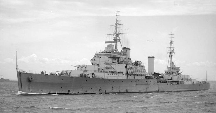 HMS Gambia (48) was a Crown Colony-class light cruiser of the British Royal Navy. (wikipedia.image) 8.17