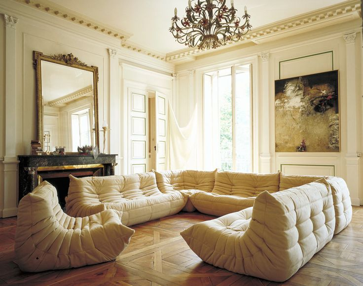Ligne Roset - 40 YEARS OF TOGO AND STILL GOING STRONG