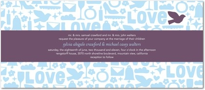 .Blue Invitations, Charms, Wedding Paper, Wedding Invitations, Paper Divas, White Weddings, Invitations Ideas, Products, Invitations Options
