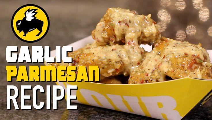 Buffalo Wild Wings Parmesan Garlic Copycat Recipe