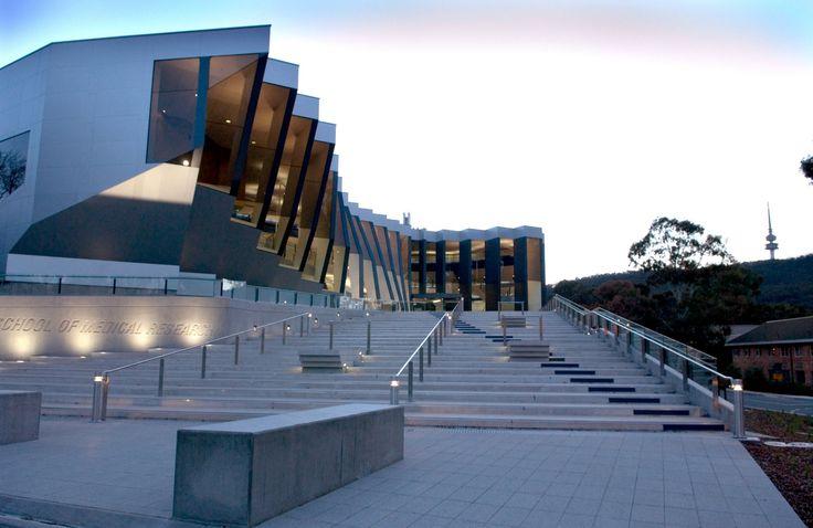 37. The Australian National University