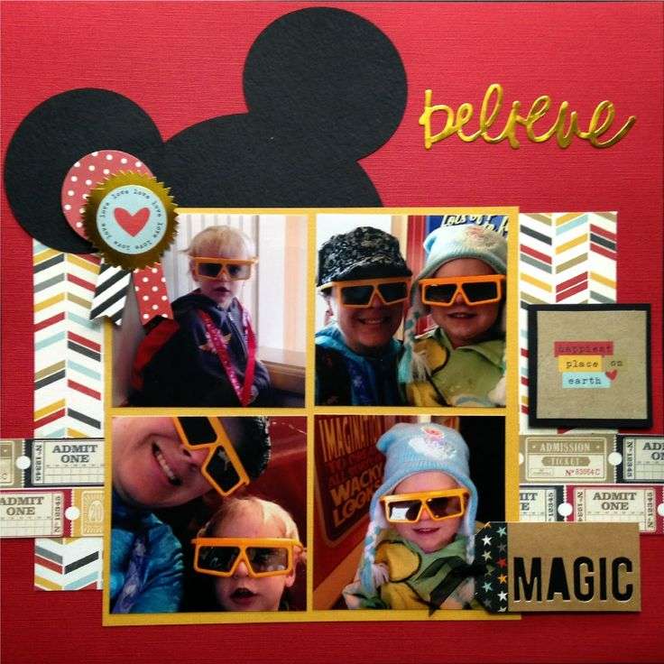 cricut craftin grammy: Lets' Get Sketchy challenge week 2- Believe in Magic