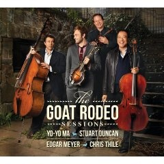 Yo-Yo Ma, Stuart Duncan, Edgar Meyer, Chris Thile - The Goat Rodeo Sessions