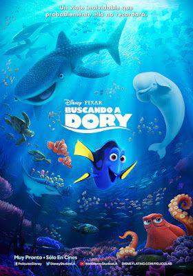 CINEMA unickShak: BUSCANDO A DORY - cine MÉXICO Estreno: 15 de Julio 2016