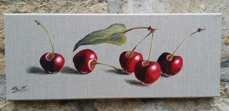 Peinture L 39 Huile Fruits Et L Gumes Idees Tableaux Pinterest Fruit
