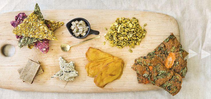 create the perfect raw cheese board!
