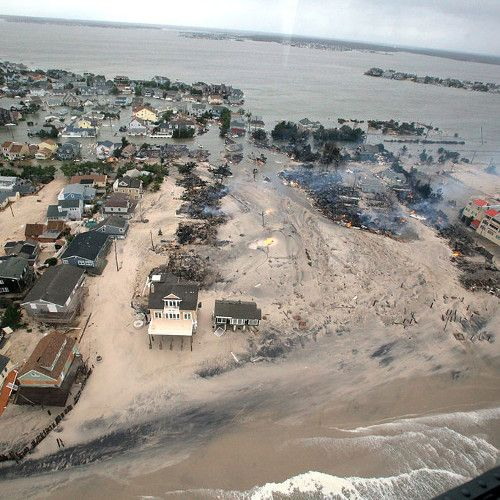 10 Feet of Global Sea Level Rise Is Now Guaranteed