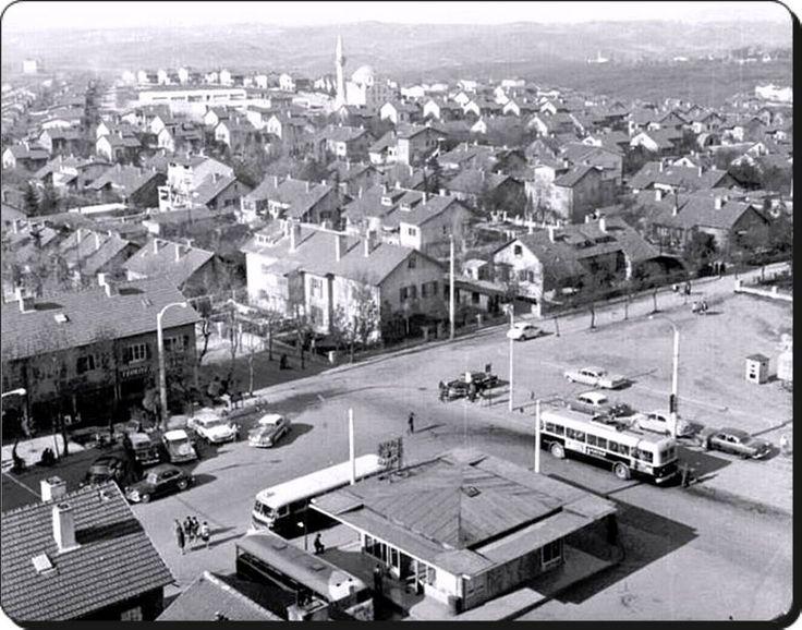 Levent - 1960'lar