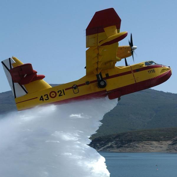 CL-415 Spanish Air Force Grupo 43
