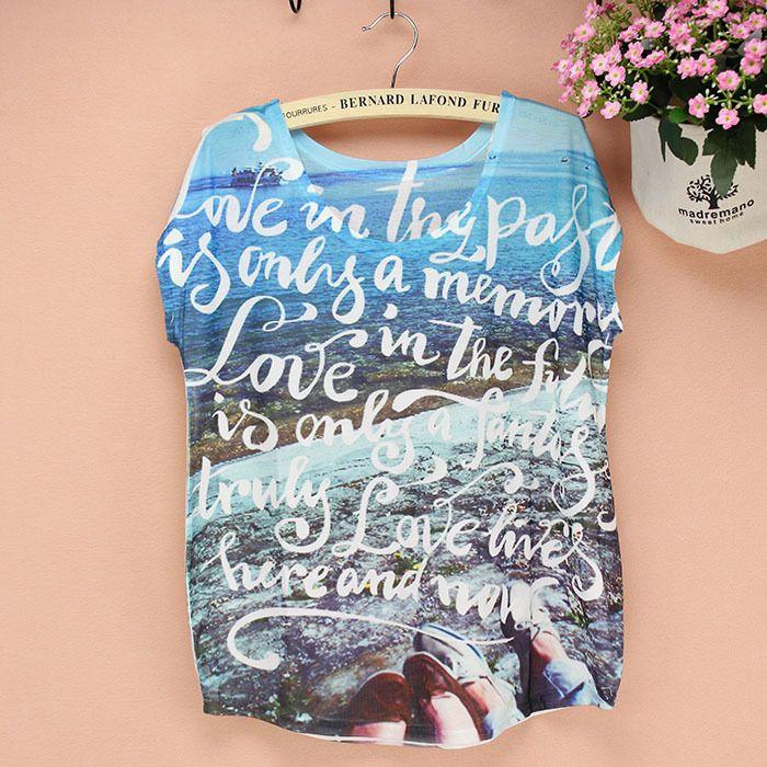promotion 21 original styles Eiffel Tower printed tshirt new summer dress women loose size tops tees PARIS ladies t-shirt http://tinyurl.com/ngzy4ue #womenfashion #top #tshirt #fashiontshirt  #eiffeltower #summerdress #paris