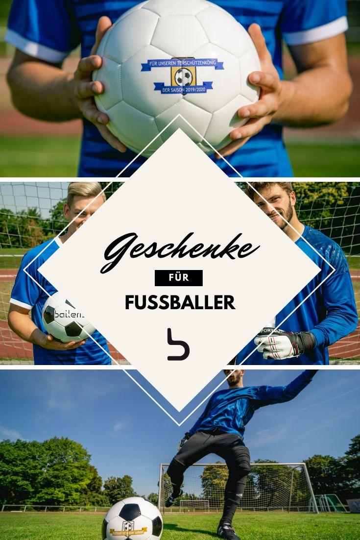 Geschenk Fußballfan