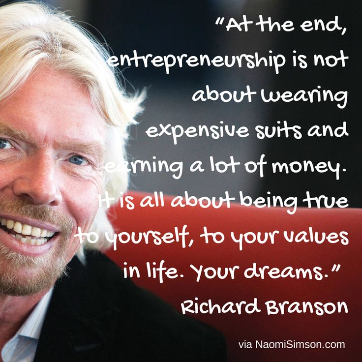 favourite quotes from richard brandson business Take a slice of wisdom from richard branson with 15 inspiring quotes for successful living.
