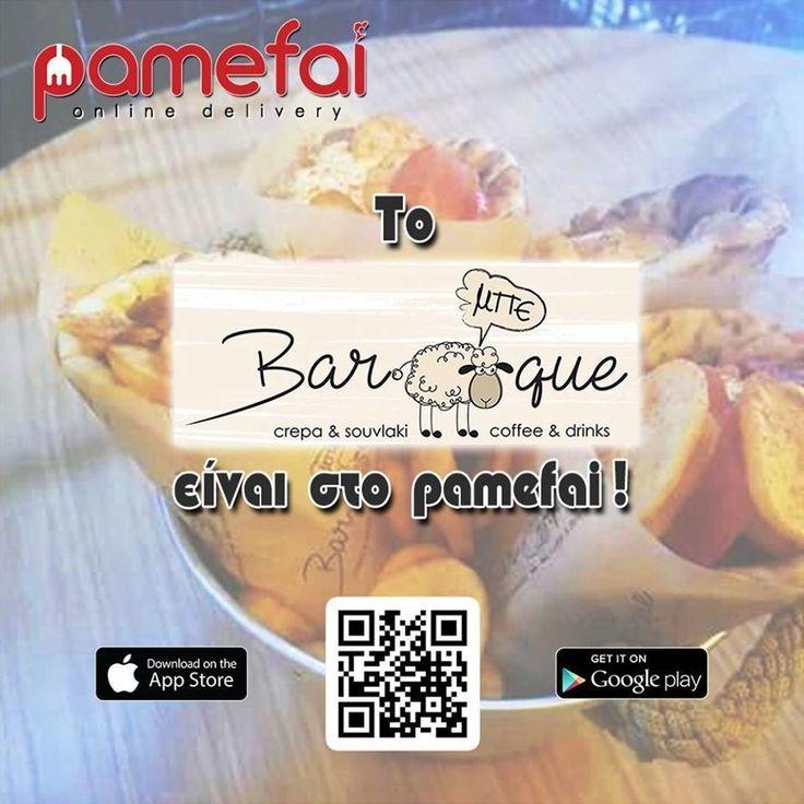 Το Barμπεque είναι στο Pamefai  http://ift.tt/2mpBkV2 #pamefai #souvlakia