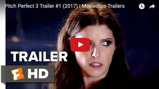 A sequel to Pitch Perfect 2 (2015) and the third and final instalment in the Pitch Perfect trilogy, Pitch Perfect 3 is scheduled to be rel...