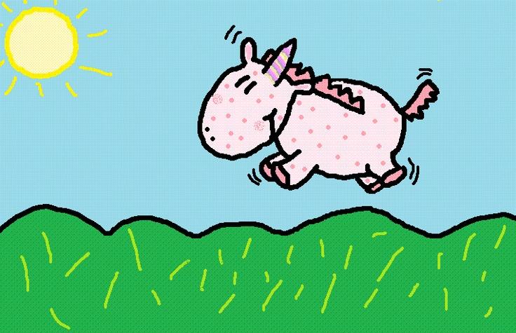 ¡¡¡Unicorn!!! by Little Lamb Girl