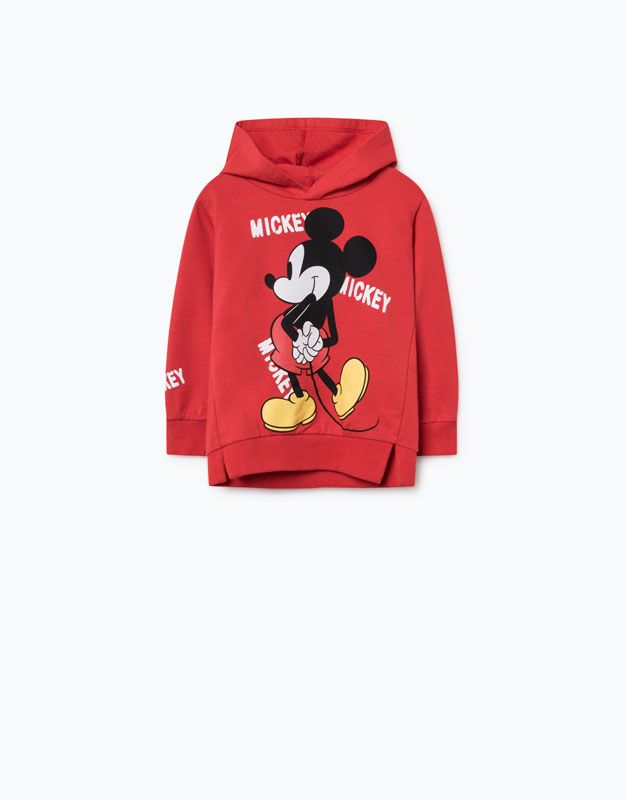 9f9ccc123bd Sudadera mickey mouse en 2019