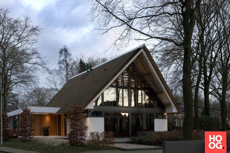Droomhuis | exterieur design | dream house | Hoog.design