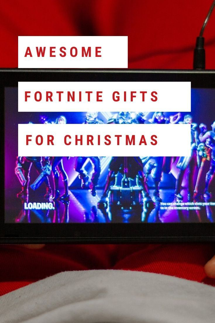 Gifts For Fortnite Fans Christmas Gifts For Boys Christmas