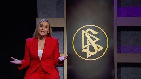 Samantha Bee tells NRA members to break free  and join Scientology