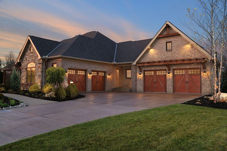 1000 images about wood look garage doors without the for Clopay canyon ridge ultra grain price