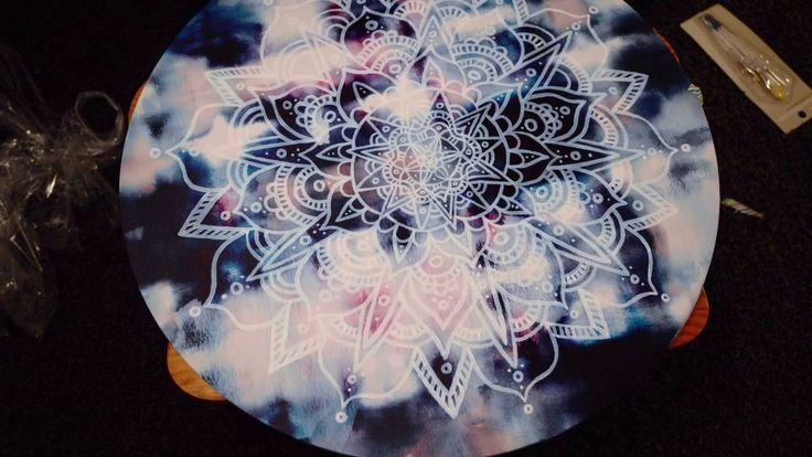 Kmart Hack #4 - Mandala Dreamcatcher