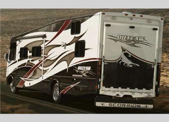 Damon RV Outlaw Scorpion Motor Home Class A