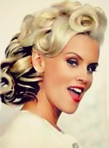 25 best 50s stuff images on pinterest 1950s hair 50s pin up girl hairstyle pmusecretfo Images