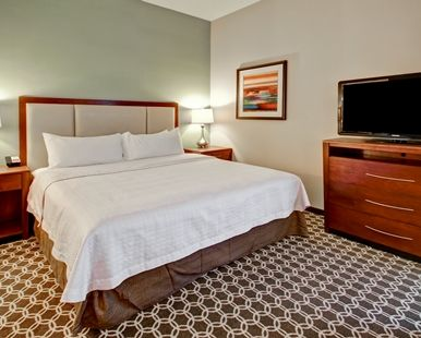 Homewood Suites by Hilton Greeley Hotel, CO - King Sized Bed