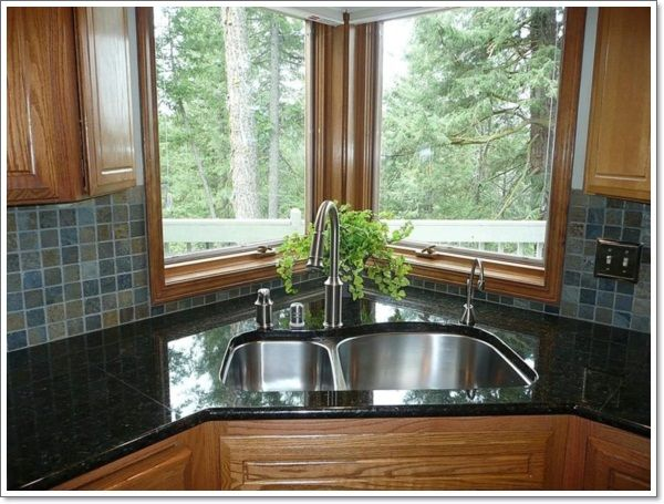 17 best ideas about corner kitchen sinks on pinterest | kitchen