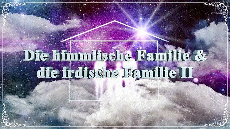 Die himmlische Familie & die irdische Familie▶Gottmutter, Himmelsmutter