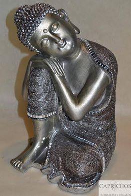 #Buda figura de decoración.
