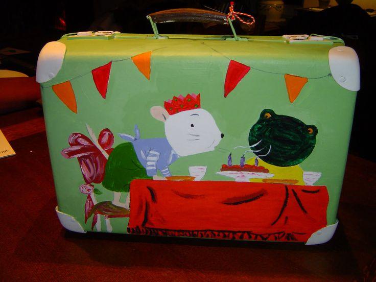 verjaardagskoffer nellie en cezar