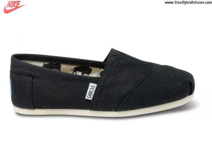 Buy Latest Listing Canvas Black Womens Classics Toms Shoes Shoes Shop