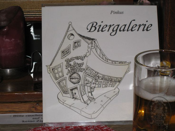 There is no way past a good beer in Germany:-)