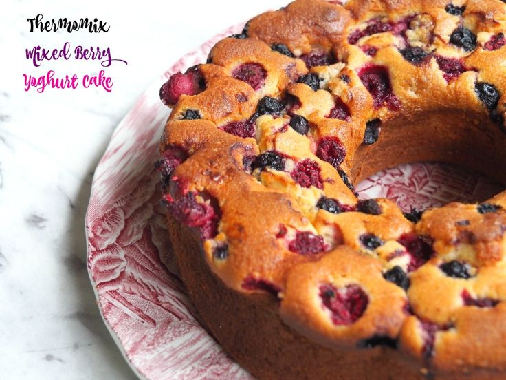 Serves 8-10 This is a tough call but I think this is my all time favourite cake. It looks pretty and because of the magical combination of both yoghurt and almond meal, the texture is ah-mazing. Pl…