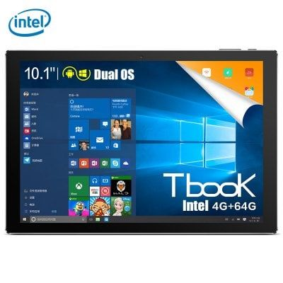 Teclast Tbook 10 2 in 1 Tablet PC -$222.43 Online Shopping| GearBest.com