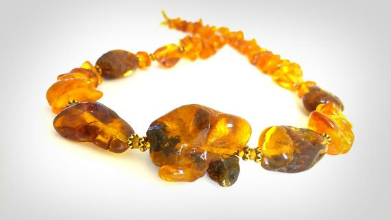 Black Friday Sale Genuine Baltic Amber necklace adult by GECHELINE BLACK FRIDAY SALE! All items is sale! Take 18% OFF!