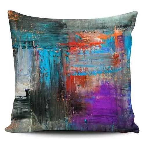 Cojin Decorativo Tayrona Store  Abstracto 34 - $ 43.200